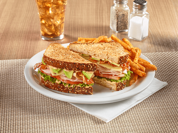 cali club sandwich