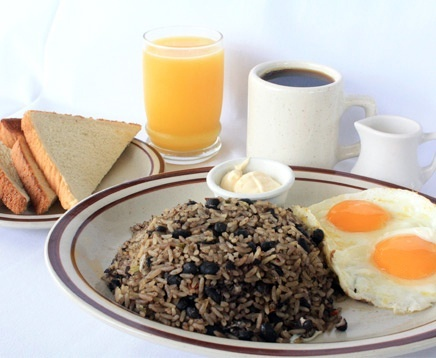 GALLO PINTO típico