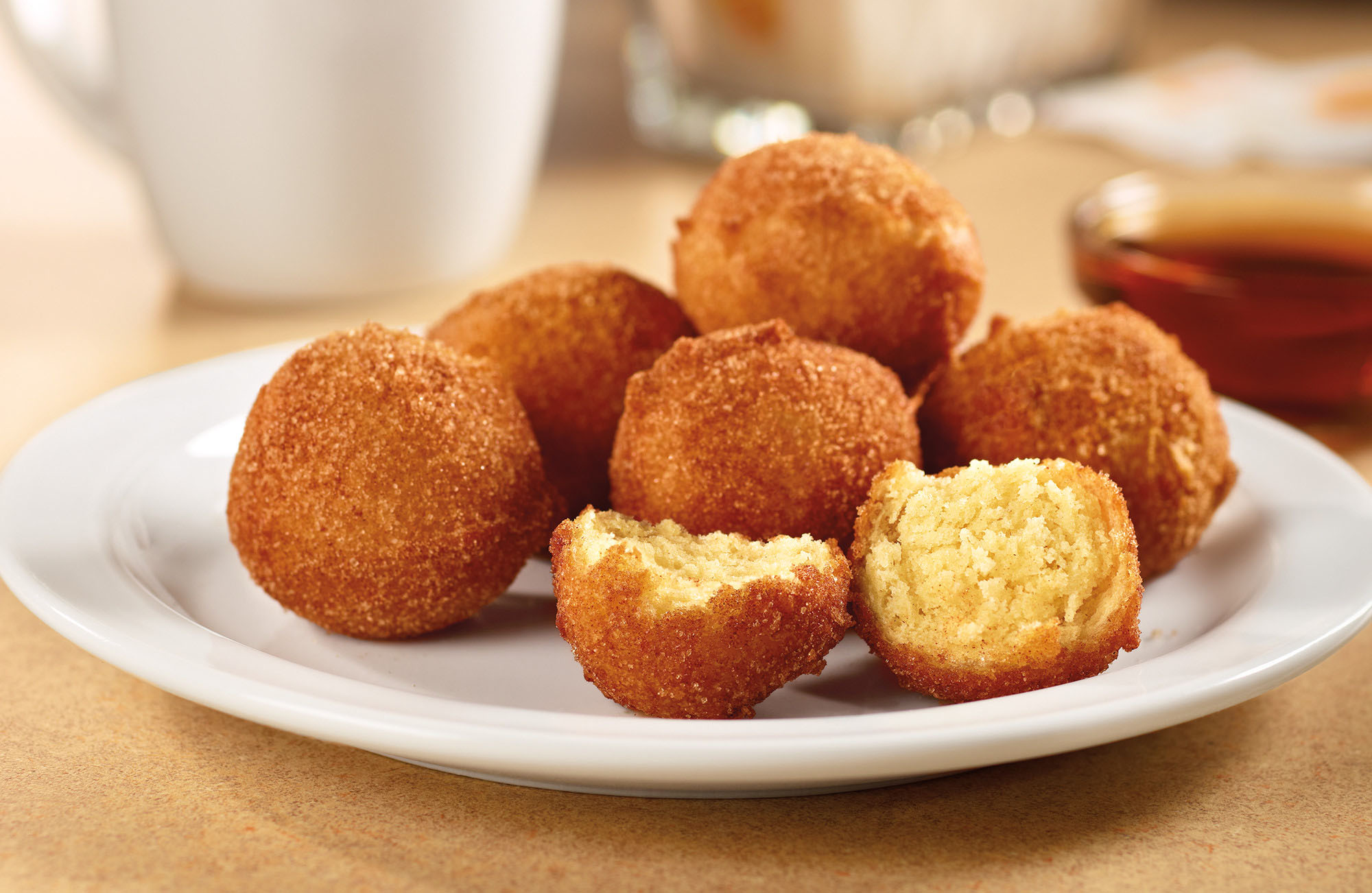 Pancake Puppies