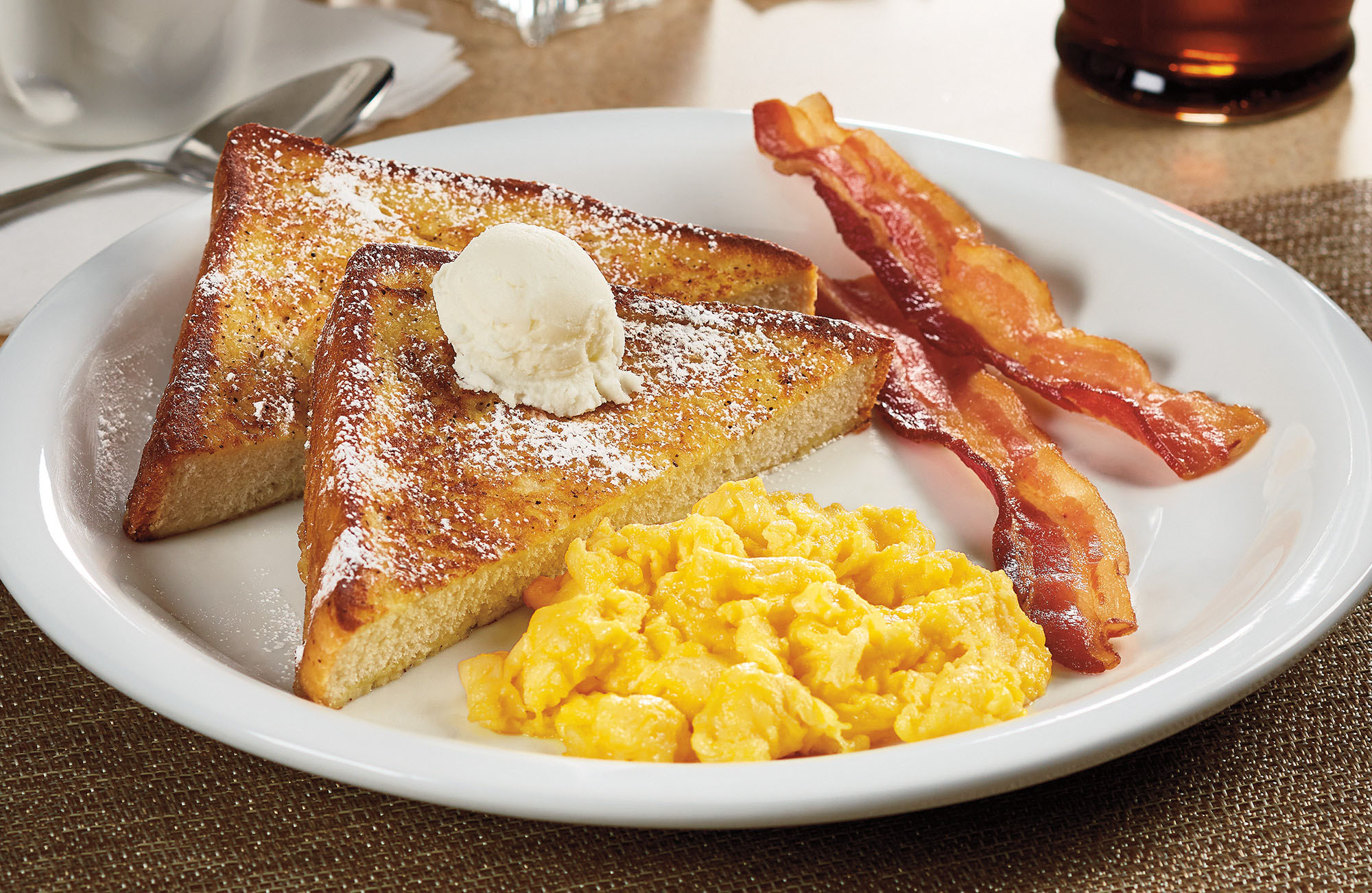 55+ french toast slam®
